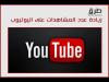 """"""" اليوتيوب """" تدعم إمكانية الربح من محتويات الفيديو للمُستخدمين"""