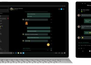 اطلاق ميزة الرد على رسائل على  تطبيق Skype على منصة الأندرويد