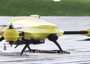 ابتكار طائرة بلجيكية دون طيار تجمع بين الهليكوبتر والطائرة العادية