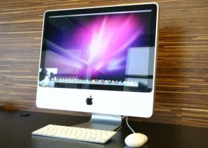 آبل تتوقف عين  تصنيع الشاشات المستقلة لحواسيب Mac