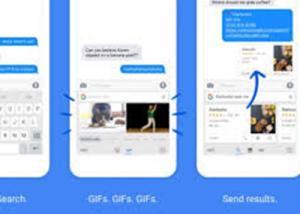 تطبيق Google Keyboard يكسر حاجز 500 مليون عملية تحميل على متجر Google Play Store