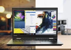 الإعلان رسميا عن الحاسب المحمول الهجين Lenovo X1 Yoga 2017