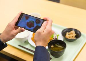 Sony تنشئ تطبيق بإمكانه حساب السعرات الحرارية لوجبتك الغذائية من خلال صورة