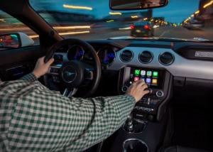 سيارات Ford القادمة في العام 2017 تدعم Apple CarPlay و Google Android Auto