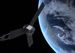 الصين تطلق قمرا صناعيا حديثا للأرصاد الجوية
