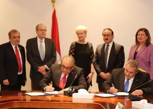 """شراكة بين""""NxtVn"""" و """"واحات السليكون"""" لإقامة أول مجمع لمراكز البيانات ببرج العرب"""
