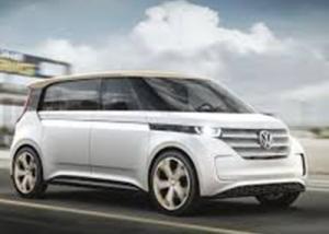 Volkswagen تعلن عن سيارتها النموذجية الجديدة Volkswagen BUDD-E