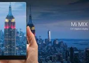 النسخة البيضاء من الهاتف Xiaomi Mi Mix قادمة إلى معرض CES 2017