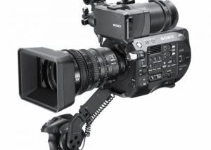 سوني تطلق كاميرتها المتطورة لتصوير الأفلام الوثائقية