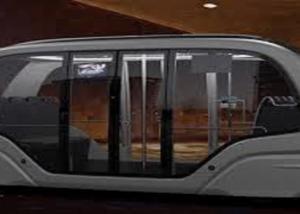 دبي: أكبر شبكة سيارات ذاتية التشغيل والقيادة في العالم لواجهة بلووترز المائية