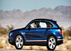 """""""بنتلي"""" تعلن عن نفاذ مبيعات سيارتها Bentayga الجديدة  قبل طرحها في الأسواق"""