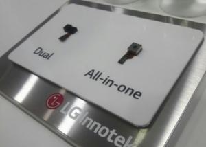 طرح هاتف LG G6 مع قارئ لقزحية العين