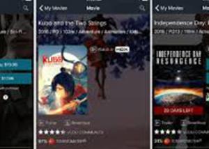 خدمة Vudu تحصل على ميزة الاستعارة دون الاتصال بالشبكة في تحديث جديد