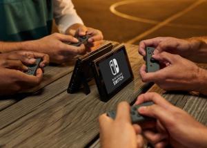 جهاز Nintendo Switch قوي بما فيه الكفاية لدعم الواقع الإفتراضي