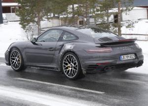 إطلاق بورش 911 تربو وتربو إس Porsche 2017