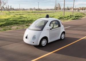 """"""" جوجل """" تؤكد بدء إختبارات سياراتها الذاتية القيادة في المملكة المتحدة .. قريبا"""