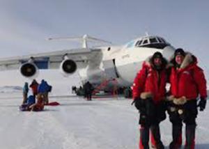 رحلة علمية أفريقية للمناطق القطبية الجنوبية