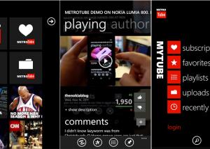 تطبيق     myTube بسعر  0.99$.
