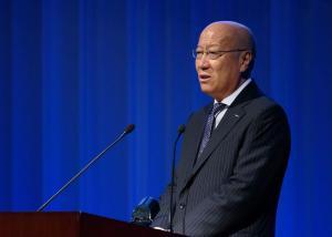 الرئيس التنفيذي لشركة Dentsu اليابانية يتنحى عن منصبه إثر حادثة انتحار موظفة