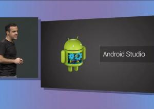""""""" جوجل """" إطلاق الإصدار الأول لبيئة التطوير Android Studio"""