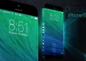 iPhone 8 قد يأتي مع شاشة OLED ملفوفة بحجم 5.8 إنش تتضمن المستشعرات الرئيسية