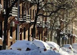 الثلج والبرد يجتاحان شمال شرق الولايات المتحدة