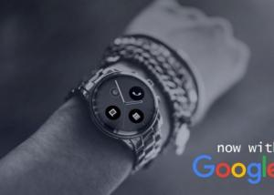 جوجل تستحوذ على شركة Cronologics المتخصصة في صناعة الساعات الذكية