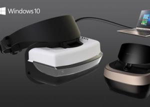 مايكروسوفت تكشف عن المواصفات الأدنى المطلوبة لدعم خوذات Windows 10 VR