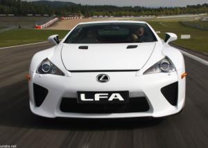 """""""لكزس"""" تنفى رغبتها تصنيع طراز جديد من سيارتها لكزس   LFA الرياضية الخارقة Lexus"""