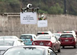"""إعلان مستقبلي: طائرات """"أوبر"""" بدون طيار ستبدأ بالتحليق لمقاطعة سير السيارات"""