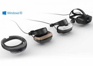 مايكروسوفت تكشف عن المواصفات الأدنى للحواسيب لتدعم خوذات Windows 10 VR