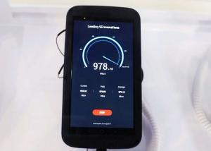 ZTE Gigabit Phone أول هاتف ذكي في العالم قادر على التحميل بسرعة 1Gbps