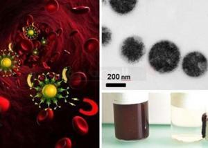 أطباء يعالجون أحد الأمراض القاتلة بواسطة المغناطيس لسحب البكتيريا من الدم