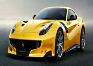 فيراري تكشف عن سيارتها الجديدة F12tdf بمحرك ينتج قوة 770 حصاناً