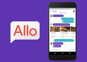 تطبيق الدردشة Allo يصل إلى 10 ملايين مستخدم