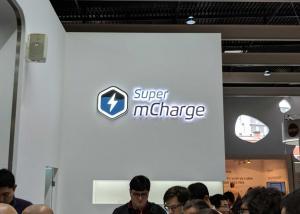 تقنية Super mCharge تستطيع شحن بطارية الهاتف من 0 إلى 60% في غضون 10 دقائق