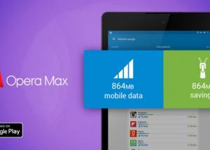 تطبيق Opera Max يكسر حاجز 50 مليون مستخدم