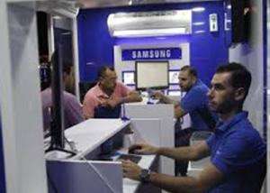 """""""سامسونج الكترونيكس """" مصر تُطلق أول مركز خدمة متنقل في الشرق الأوسط وشمال أفريقيا"""