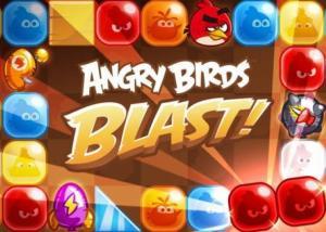 لعبة Angry Birds Blast الجديدة متاحة الآن للتحميل على منصتي الأندرويد و iOS