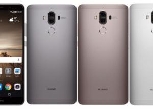 الهاتف Huawei Mate 9 يتلقى تحديث جديد  مع بعض التغييرات