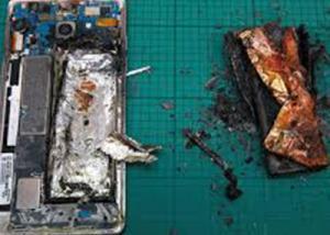 العلماء : اختراع جديد يمنع انفجار بطارية الهاتف المحمول