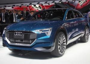 :Audi تتوقع أن تعمل 25% من سياراتها بالطاقة الكهربائية خلال 10 سنوات