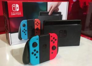 Nintendo توجه الإرشادات للمستخدمين حول مشاكل أداة تحكم Joy-Con اليُسرى لجهازها الجديد Switch