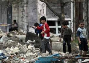 ربع أطفال سوريا عرضة للإصابة باضطرابات عقلية
