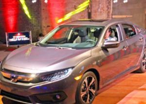 تسريب أسعار هوندا سيفيك 2016 ذات محرك 1.5 لتر تيربو قبل طرحها رسمياً في الأسواق Honda Civic