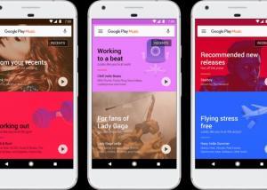 تحديث جديد لتطبيق Google Play Music يجعله يتعرف على ما تريد الإستماع إليه