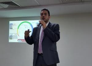 """محمد فاروق : تخريج 3 دفعات من """" iTi """" بجامعة قناة السويس وإطلاق 35 برنامجا لتدريب التكنولوجيا"""