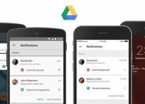 فواتير Google Drive أصبحت مرتبطة الآن بمتجر Google Play Store