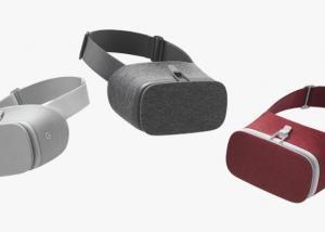 نظارة جوجل للواقع الافتراضي Daydream View تتوفر في الأسواق بدءًا من 10 نوفمبر