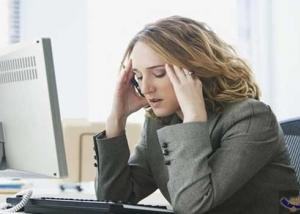 الاكتئاب والتوتر يسببان آلام العمود الفقرى والمفاصل